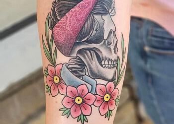Sherwood Park tattoo shop Anthem Tattoo Co.