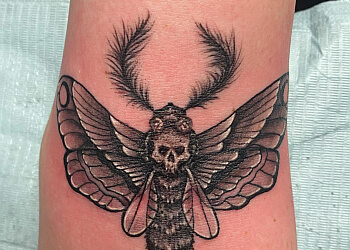 Stratford tattoo shop Anthony's Body Piercing & Tattoo