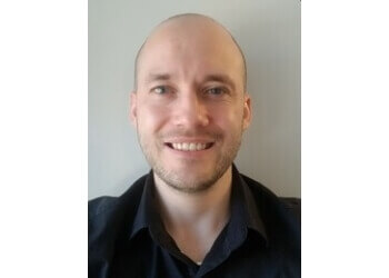 Calgary osteopath Antoine Michel, DOMP