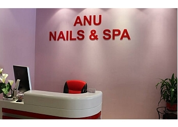 Toronto nail salon Anu Nails & Spa