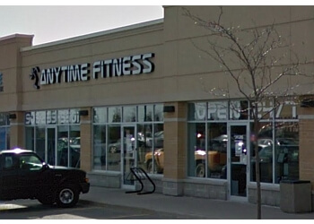 Ajax gym Anytime Fitness