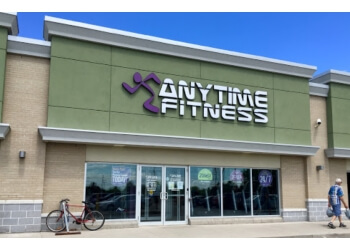 Burlington gym Anytime Fitness