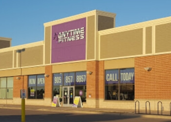 Caledon gym Anytime Fitness