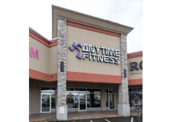 Chilliwack gym Anytime Fitness