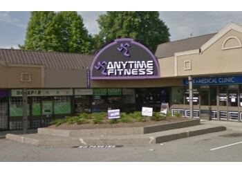 Delta gym Anytime Fitness