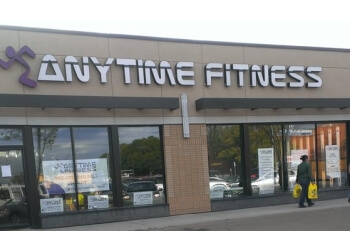 Edmonton gym Anytime Fitness