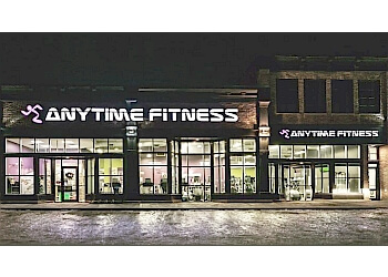 Grande Prairie gym Anytime Fitness