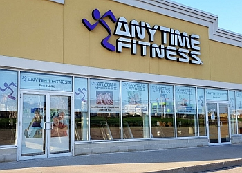 Kitchener gym Anytime Fitness
