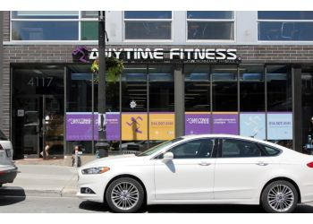Montreal gym Anytime Fitness