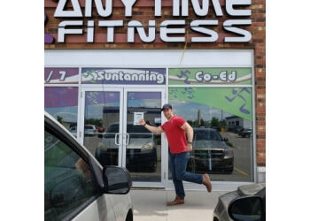 Orangeville gym Anytime Fitness