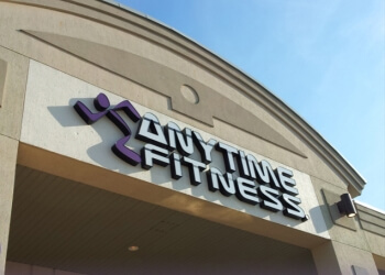 Orillia gym Anytime Fitness