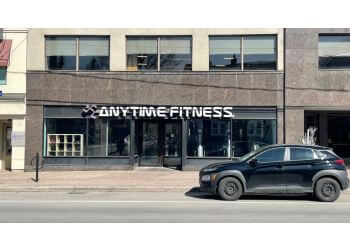 Ottawa gym Anytime Fitness