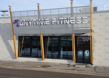 Prince George gym Anytime Fitness
