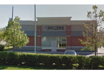 Stouffville gym Anytime Fitness