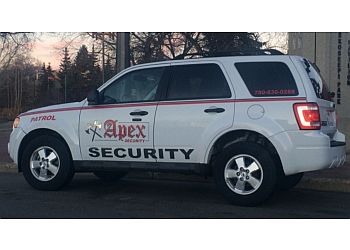 Grande Prairie security system Apex Security