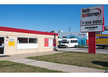 Niagara Falls storage unit Apple Self Storage