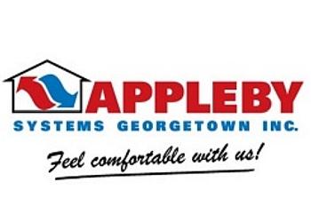 Georgetown hvac service Appleby Systems Georgetown Inc.