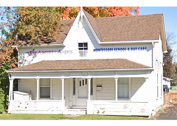 Halton Hills preschool Apples & Angels Montessori School & Daycare