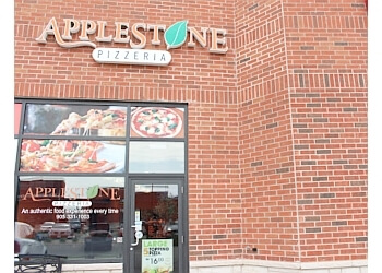 Burlington pizza place Applestone Pizzeria
