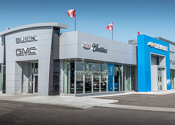 Mississauga car dealership Applewood Chevrolet Cadillac Buick GMC