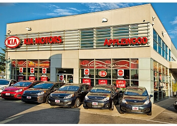 Langley car dealership Applewood Kia