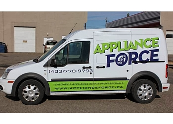 Airdrie appliance repair service Appliance Force Airdrie