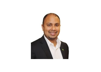 Whitby mortgage broker Sadiq Boodoo