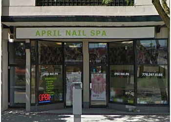 New Westminster nail salon April Nail Spa