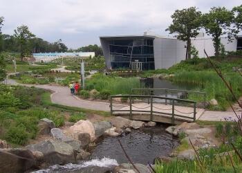 Quebec places to see Aquarium du Québec