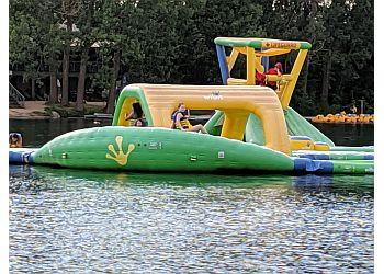 Montreal amusement park Aquazilla