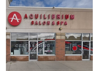 Oshawa hair salon Aquilibrium Salon & Spa