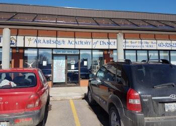 Kingston dance school Arabesque Academy of Dance