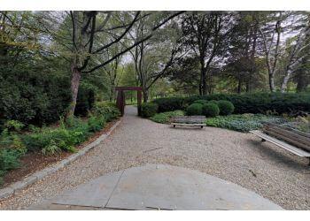 Barrie public park Arboretum Sunnidale Park