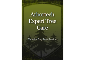 Thunder Bay tree service Arbortech Expert Tree Care