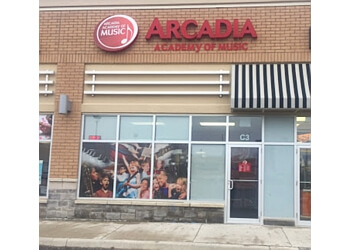 Brampton music school Arcadia Academy of Music