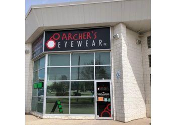 Barrie optician Archer's Eyewear
