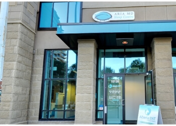 Edmonton sleep clinic Aria MD Sleep Clinic
