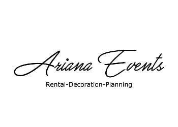 Brossard wedding planner Ariana Events