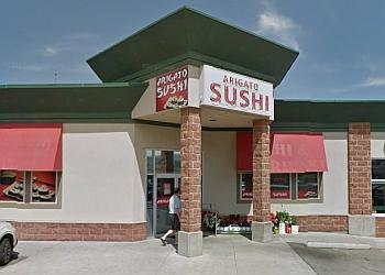 Kamloops sushi Arigato Sushi Restaurant