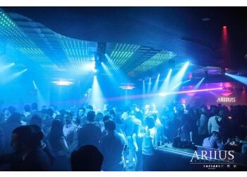 Windsor night club Ariius Nightclub