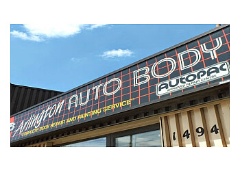 Arlington Autobody Winnipeg Auto Body Shops
