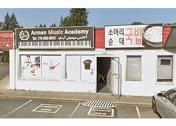 Port Coquitlam music school Arman Music Academy