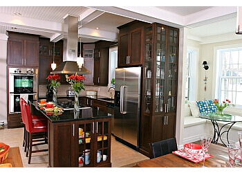 3 best custom cabinets in sherbrooke qc threebestrated for Armoires cuisine sherbrooke