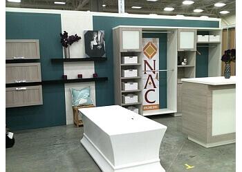 Sherbrooke custom cabinet Armoires de cuisine NAC