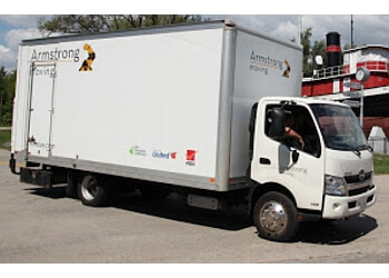 Mississauga moving company Armstrong Moving & Storage Ltd.