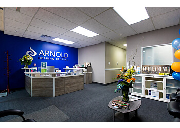 Kitchener audiologist Arnold Hearing Centres