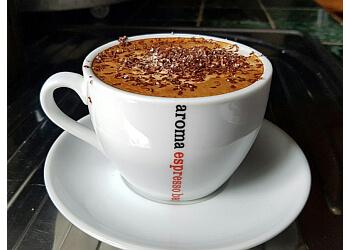 Oakville cafe Aroma Espresso Bar