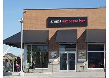 Vaughan cafe Aroma Espresso Bar