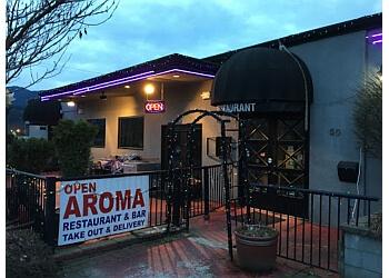 Port Coquitlam indian restaurant Aroma Indian Restaurant