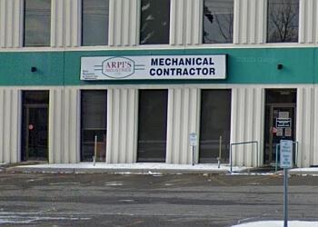 Calgary hvac service Arpi's Industries Ltd.